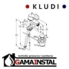 KLUDI-Ekskluzywne baterie