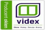 VIDEX-Producent okien
